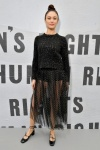 Olga Kurylenko -              Christian Dior Show Paris February 27th 2018.