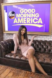 Danielle Herrington - Good Morning America: February 13th 2018