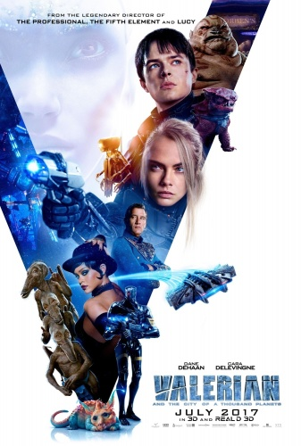 Valerian and The City of a Thousand Planets 2017 BDRip 2160p UHD HDR Eng Fre Spa D...