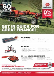 Farms and Farm Machinery - October (2018)