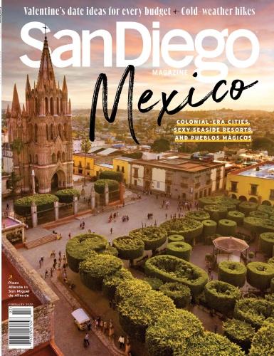 San Diego Magazine - February (2020)