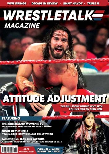 Wrestletalk Magazine - February (2020)
