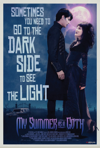 My Summer as a Goth 2020 HDRip XviD AC3-EVO