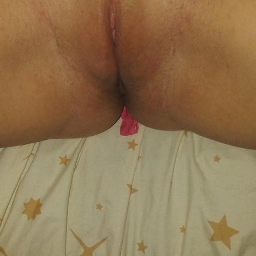 Wife masturbating with dildo