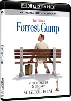 Forrest Gump (1994) Full Blu-Ray 4K 2160p UHD HDR 10Bits HEVC ITA DD 5.1 ENG TrueHD 7.1 MULTI