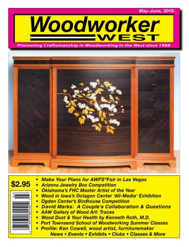 Woodworker West - May-June (2019)