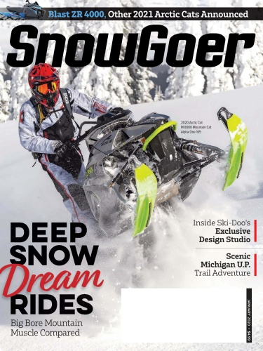 SnowGoer - January (2020)