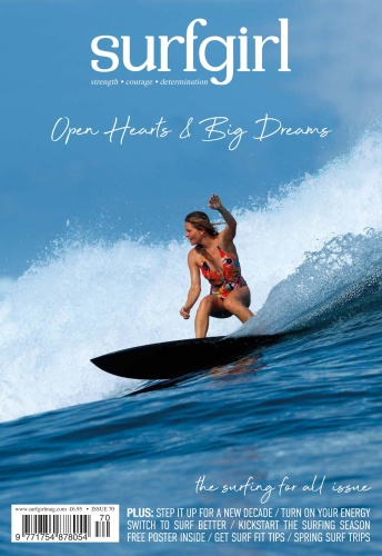 Surf Girl - Issue 70 - March (2020)