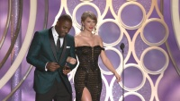 Taylor Swift - The 76th Annual Golden Globe Awards - Present Best Original Score and Best Original Song - 2019 - 1080i