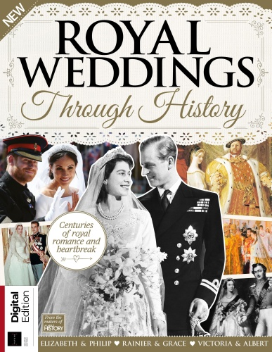 All About History Royal Weddings Through History 2nd Edition (2019)