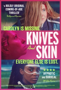 Knives  Skin 2019 HDRip XviD AC3-EVO