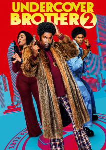 Undercover Brother 2 2019 DVDRip x264-FRAGMENT