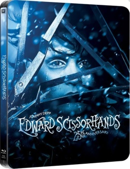 Edward mani di forbice (1990) [25th Anniversary Remastered] Full Blu-Ray 35Gb AVC ITA DTS 5.1 ENG DTS-HD MA 5.1 MULTI