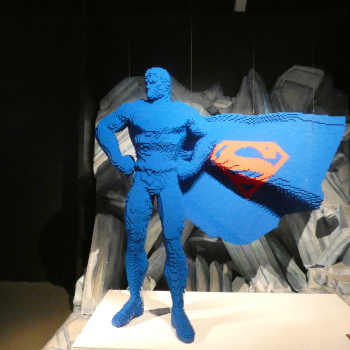 Exposition «The Art of the Bricks / DC Super Heroes» S7ltMS8m_t