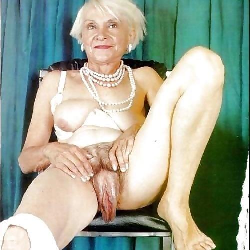 Granny very porn