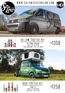 VW Bus T4 & 5 - October (2019)