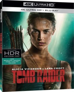 Tomb Raider (2018) Full Blu-Ray 4K 2160p UHD HDR 10Bits HEVC ITA DTS-HD MA 5.1 ENG TrueHD 7.1 MULTI