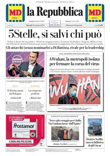 la Repubblica - 23 01 (2020)