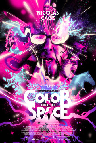 Color Out of Space 2019 720p WEBRip 800MB x264-GalaxyRG