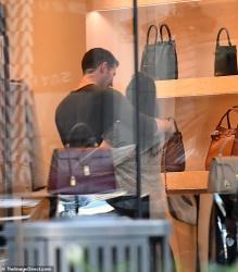 Olivia Munn - Shopping in Beverly Hills 12/17/18