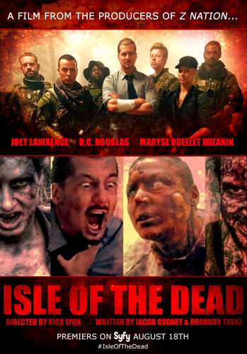 Isle Of The Dead (2016) 720p HDTV x264 {Dual Audio}[Hindi+English] DREDD