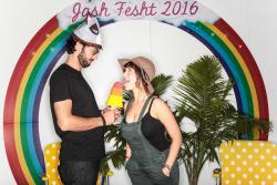Milana Vayntrub at Jash Fesht in Palm Springs - April 2, 2016