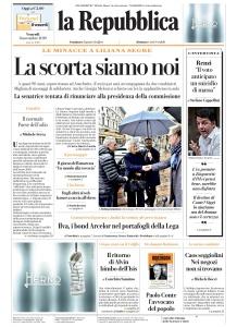 la Repubblica - 08 11 (2019)