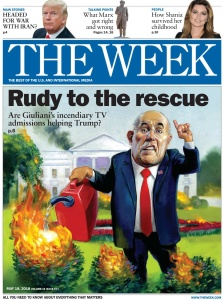 The Week USA - May 18 (2018)