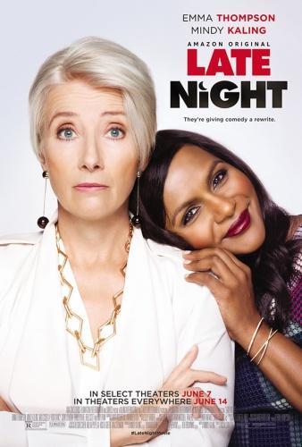 Late Night (2019) 720p Web-DL x264 Dual-AudioHindi 5 1 - English 5 1 ESubs
