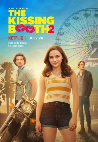 The Kissing Booth 2 (2020) 720p HDRip x264 [Multi Audio][Hindi+Telugu+Tamil+English]