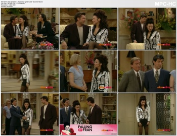 FRAN DRESCHER *cleavage, legs and more* - the nanny - ''green card''