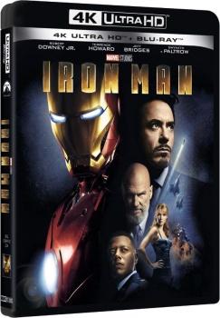 Iron Man (2008) Full Blu-Ray 4K 2160p UHD HDR 10Bits HEVC ITA DD Plus 7.1 ENG Atmos/TrueHD 7.1 MULTI