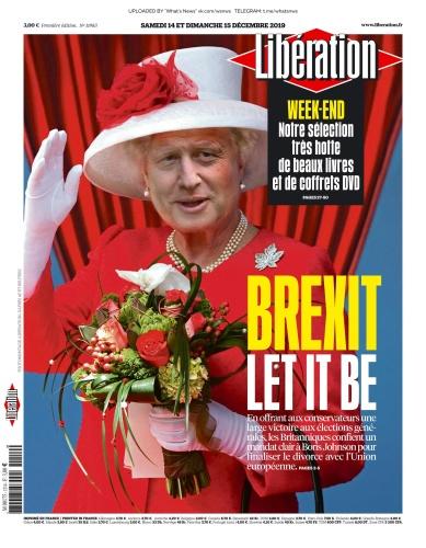 Libération - 14 12 (2019)