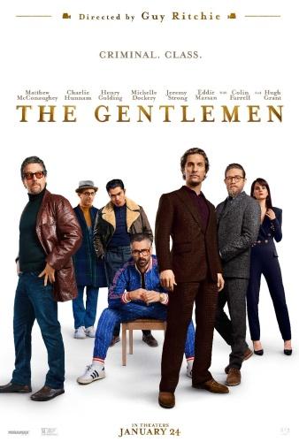 The Gentlemen 2020 720p HDCAM 900MB getb8 x264-BONSAI