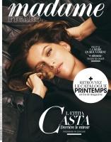 Laetitia Casta -        Madame Figaro Magazine (France) October 18th 2019.