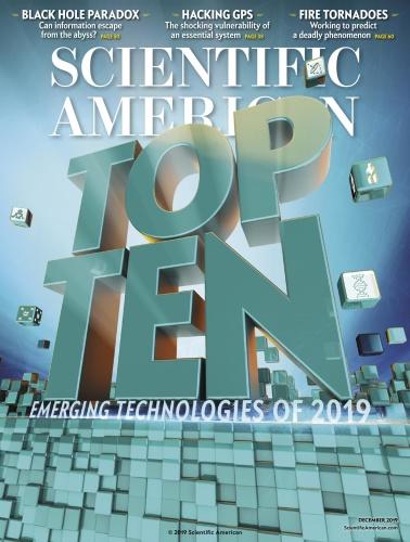 Scientific American 12 (2019)