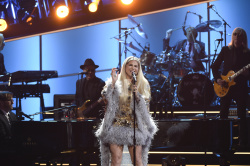 Kesha - Elton John: I'm Still Standing - A Grammy Salute @ the Theater at Madison Square Garden in NYC - 01/30/18