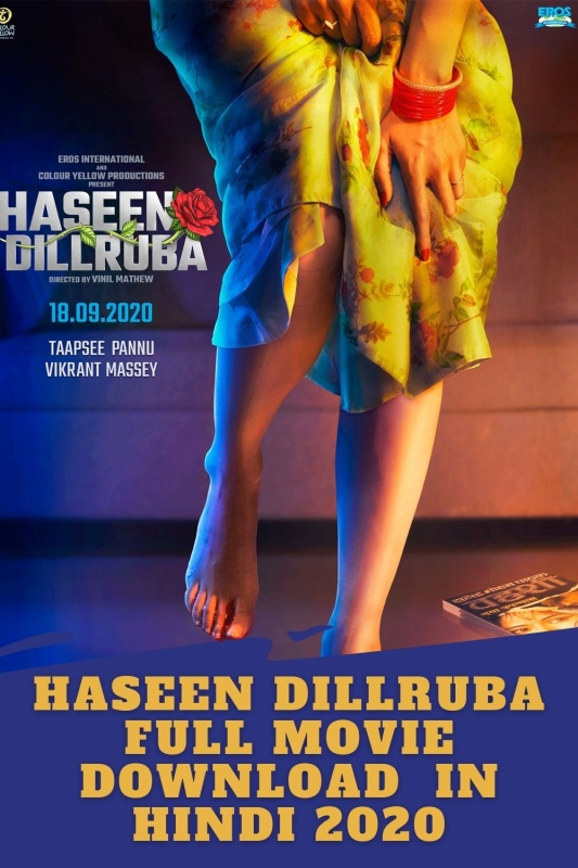 Haseen Dillruba Full Movie Download Movierulz 2020