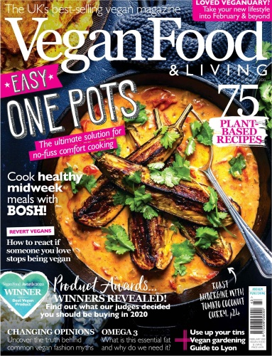 Vegan Food & Living - Issue 43 - February (2020)