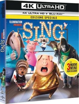 Sing (2016) Full Blu-Ray 4K 2160p UHD HDR 10Bits HEVC ITA DD Plus 7.1 ENG TrueHD/Atmos 7.1 MULTI