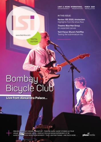 Light & Sound International  March (2020)