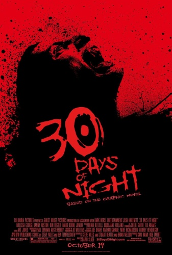 30 Days Of Night (2007) 720p BluRay x264 [Multi Audio][Telugu+Hindi+English]