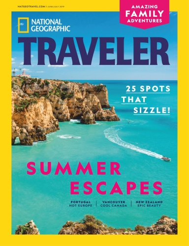 National Geographic Traveler USA 06 07 2019