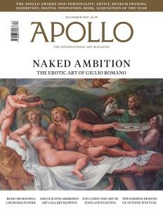 Apollo Magazine  December (2019)
