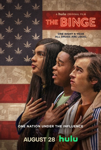 The Binge 2020 HDRip XviD AC3-EVO