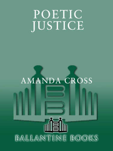 Poetic Justice - Amanda Cross