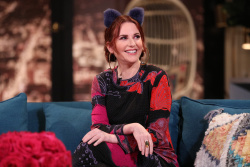 Megan Mullally - Busy Tonight: October 31st 2018