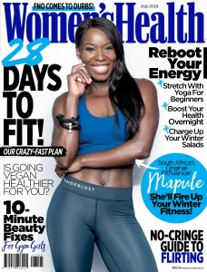 Women ' s Health South Africa - July (2018)
