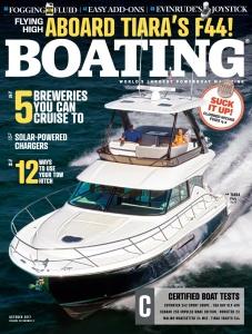 Boating USA  October (2017)