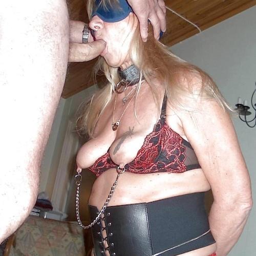 Hogtied sex slave